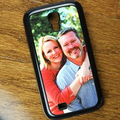 Black Samsung Galaxy S4 Custom Phone Case - Brought to you by Avarsha.com
