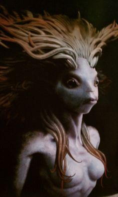 harry potter mermaid