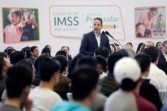 El gobernador del estado de Querétaro, Francisco Domínguez Servién entregó certificación para impartir 1er año de preescolar en guarderías del...