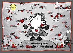 Ravensburger 14150 - sheepworld: Ich würde gern ein BISSchen kuscheln - 500 Teile Puzzle: Amazon.de: Spielzeug
