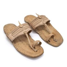 Walk a day in these authentic Hand-Crafted Hippie Sandals and you will feel as though you have stepped back into the Summer of Love. Also known as Jesus Sandals or Boho Sandals, in India they're called Kolhapuri chappals and have been worn as early as the 13th century. Later they were made famous in America during the hippie generation of the 1960's and 1970's. They are still very popular today for a great reason, many people feel they are exceptionally comfortable and the next best thing to… Suede Leather, Leather Sandals, Brown Leather, Jesus Sandals, Grateful Dead Dancing Bears, Most Comfortable Sandals, Hippie Shop, Boho Sandals, Water Buffalo