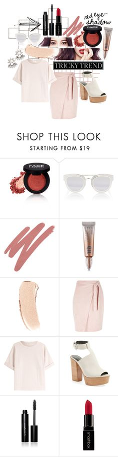 """""""red lids, red lips"""" by primadonnagirlygirl ❤ liked on Polyvore featuring beauty, Etude House, FACE Stockholm, Christian Dior, Mally, Urban Decay, Bobbi Brown Cosmetics, Brunello Cucinelli, Rebecca Minkoff and Smashbox"""