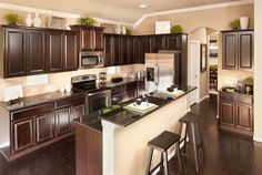 Love this Kitchen! Artesia Abalaster : Brookstone Collection. This gorgeous new home is available in the Artesia community in Prosper, TX. Artesia offers small-town living with big-city conveniences by being located only 2 miles west of the Dallas North Tollway along U.S. Highway 380. Community has a welcoming entrance leading to an activities center that includes a pool with a splash park, common areas, and playgrounds.