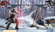 Game of Thrones: The Fighting Game Concept by Roberto Flores