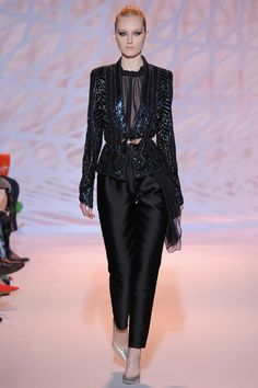 Zuhair Murad Fall 2014 Couture Collection - Vogue