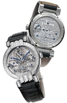 Auction Watch: Christie's Harry Winston Opus Collection Results