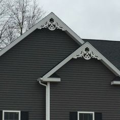 Fypon Gable Decorations Fypon Gable Pediments Gable