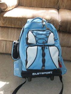 hurricane season starting soon; Kids 72 Hour Emergency Kits