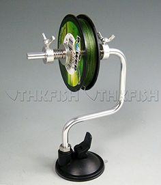 1x Fishing Line Spooler System Fishing Tackle Special Offer