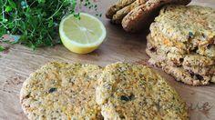 Ethique: Slané mrkvové sušenky