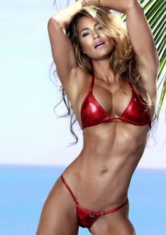 Top 10 Hottest & Sexiest Most Beautiful Fitness Models with the Hottest Bodies Ever