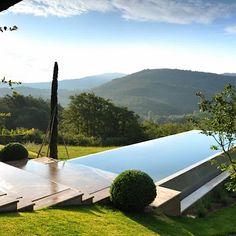 Castello Di Reschio, Umbria Outside Living, Casa Linda, Pool Landscaping,  Cool Pools