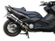 Pots d'échappement - T-MAX 530 i.e 4t LC ( 01/2012 - 12/2014 ) - Yamaha - maxi_scooter -