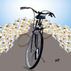 Bicicleta en el camino, #ImagenesDecorativasDeVehiculos, #Vehiculos, #Bicicletas, #Motocicletas, #CuadrosDeVehiculos, #CuadrosDeBicicletas, #CuadrosDeMotocicletas, #LaminasDeVehiculos, #LaminasDeMotocicletas, #PinturasDeVehiculos, #PinturasDeMotocicletas, #ImagenesDeVehiculos, #ImagenesDeMotocicletas, #LaminasDecorativasDeVehiculos, #LaminasDecorativasDeMotocicletas, #PostersDeVehiculos, #PostersDeMotocicletas, #www.me-design.es