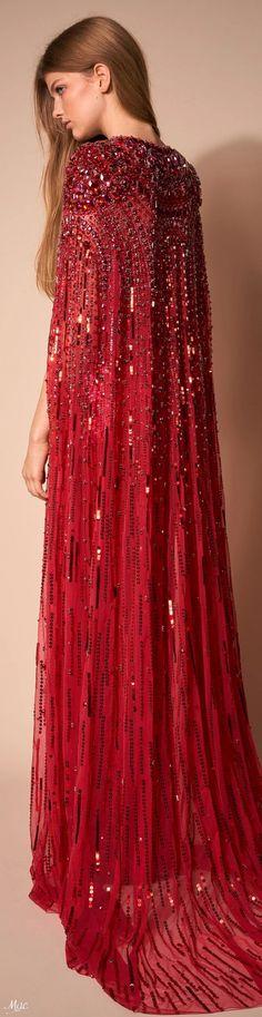 Fashion 2020, Fashion Art, Fashion Show, Womens Fashion, Fashion Trends, Jenny Packham, Couture, Glamour, Sequin Skirt