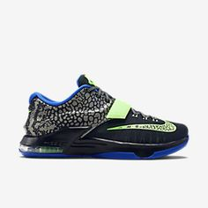 9a3b1a50863d Here is a look at an upcoming release of the Nike KD which has been dubbed  the Electric Eel. Defining the look
