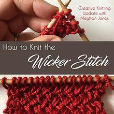 How to work: German Short Rows Knitting Stitches, Knitting Patterns Free, Free Knitting, Stitch Patterns, Crochet Patterns, Knit Stitches For Beginners, Yarn Storage, Creative Knitting, Tricot