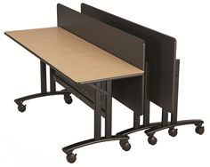 The SICO® MultiApp is the perfect blend of style, functionality and mobility in a table designed for multiple use, High-Pressure Laminate, Tough surface for added durability and long-term wear, Offset Leg Structure, Allows plenty of leg room. No leg obstructions under table, Modesty Panel, Adds privacy under tabletop, Durable Powdercoat Frame, Long-lasting finish that resists scratches and acts as a protectant, 3'' Dual-wheel, Swivel Casters, One person can easily roll and maneuver t...