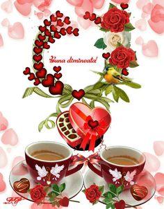 An Nou Fericit, Good Morning, Tableware, Ethnic Recipes, Food, Buen Dia, Dinnerware, Bonjour, Tablewares