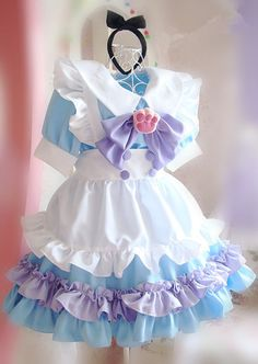 sweet lolita dress kawaii clothing Gothic Lolita by kawaiishop777