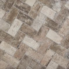 Chicago South Side 4x8 Reclaimed Brick Look Porcelain Tile