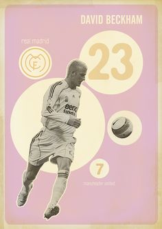 David Beckham by Zoran Lucic