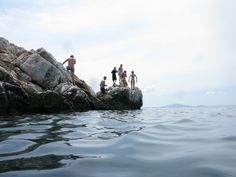 Diving Center in Nea Makri Cliff Diving, Water, Outdoor, Gripe Water, Outdoors, Outdoor Games, The Great Outdoors
