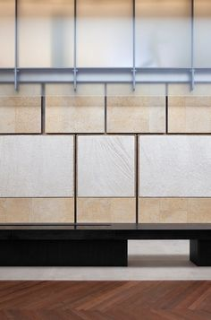 Barnes Foundation, Philadelphia, 2012 - Studio Claudy Jongstra, Tod Williams Billie Tsien Architects