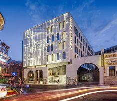 Gallery - Hotel Mercure in Bucharest / Arhi Group - 3