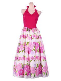 Pink Summer, Summer Flowers, New Dress Pattern, Different Dress Styles, Island Wear, Hula Dancers, Hula Girl, Short Dresses, Summer Dresses