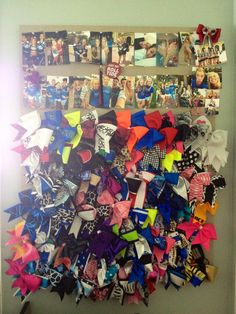 I NEED that many bows!!!!!!!! One for every day of the year ;)