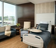 who makes patient room guest couch - Google Search