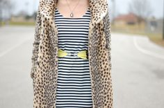 oh my goodness yes! I love the DIY leopard/neon belt too :)