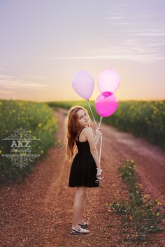 Pastels and helium balloons always work magic :D
