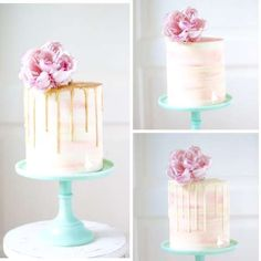 Taartjes-van-An-taart-nunspeet-naked cake nunspeet bruidstaart-nunspeet-bruidstaart-gelderland-bruidstaart-elburg-bruidstaart-ermelo-bruidstaart-hardewijk naked cake one cake three ways semi naked cake watercolor naked cake golden dripping cake