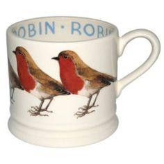 Emma Bridgewater Robin Baby Mug