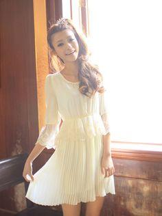 sweet casual dresses 0685