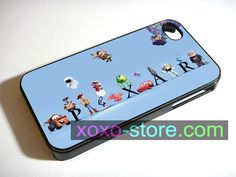 Disney Pixar Characters iPhone 6 Plus / 6 / 5S / 5C / 5 / 4S / 4 - Samsung Galaxy S5 / S4 / S3 / Note 3 Cover Case