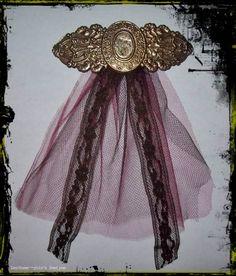 Steam punk Fashion bow