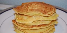 Pancakes aux pommes Weight Watchers