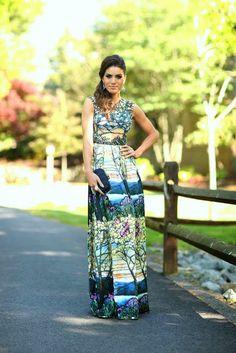 Coisas de mulher cristã: tecidos para usar nos dias quentes.
