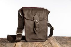 Lillium leather side purse hip bag satchel – The Intrepid Bag Co   Leather Bags and Accessories