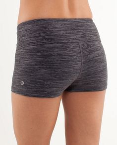 LuLuLemon shorts: Great for yoga on the beach, a run down the boardwalk, biking or casual wear!