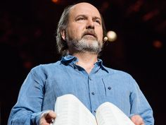 Danny Hillis: The Internet could crash. We need a Plan B via TED