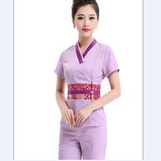 Medical Uniforms, Work Uniforms, Girls Uniforms, Dental Scrubs, Medical Scrubs, Spa Uniform, Fashion Pants, Fashion Outfits, Coats For Women