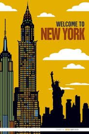 Resultado de imagem para imagens para fazer poster de new york