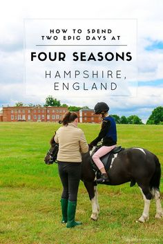 See how we took advantage of as many estate activities at Four Seasons Hotel Hampshire, England as we could in just two days, ranging from falconry to fishing. This luxury hotel is just an hour away from London by train.