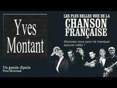 Yves Montand - Un gamin d'paris - Chanson française