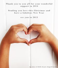 Merry Christmas ♥ Simone from - style life home Heart Shaped Hands, Interior Stylist, Merry Christmas, Blog, Life, Inspiration, Design, Style, Merry Little Christmas