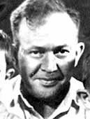 """Joel Brand was a sailor and odd-job man, originally from Transylvania but raised in Germany, who became known for his efforts during the Holocaust to save the Hungarian-Jewish community from deportation to the concentration camp at Auschwitz. He is remembered, in particular, for his negotiations with the German Schutzstaffel (SS) officer, Adolf Eichmann, to barter one million Jews for 10,000 trucks and other goods, a deal the Nazis called """"Blut gegen Waren"""" (""""blood for goods"""")."""